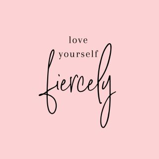 How can others love you if you don't love yourself? ⠀⠀⠀⠀⠀⠀⠀⠀⠀ ⠀⠀⠀⠀⠀⠀⠀⠀⠀ Not only should you love yourself, you should love yourself FIERCELY! You are worth that love from yourself and others!