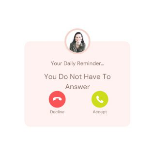 """I will always remember the day that my therapist said """"You don't have to answer."""" Crazy right?! ⠀⠀⠀⠀⠀⠀⠀⠀⠀ ⠀⠀⠀⠀⠀⠀⠀⠀⠀ Why is it that we feel like we always have to be available? We feel bad if we don't answer a text or phone call right away. What we need to focus on is our mental health in regards to answering. ⠀⠀⠀⠀⠀⠀⠀⠀⠀ ⠀⠀⠀⠀⠀⠀⠀⠀⠀ What I mean is that if answering that text or phone call will hinder your mental health in any way then DO NOT ANSWER! For me, my mental health requires as much peace as possible. If that phone call, text, even email will in any way mess with my peace then I don't answer. ⠀⠀⠀⠀⠀⠀⠀⠀⠀ ⠀⠀⠀⠀⠀⠀⠀⠀⠀ This thought process can be used for more than just your mental health. If you are having family time and your phone is going off with notifications, it's okay to not look and to not answer. ⠀⠀⠀⠀⠀⠀⠀⠀⠀ ⠀⠀⠀⠀⠀⠀⠀⠀⠀ If you needed permission, this is it! It's not coming from me, it's coming from my therapist if that makes you feel better. ⠀⠀⠀⠀⠀⠀⠀⠀⠀ ⠀⠀⠀⠀⠀⠀⠀⠀⠀ #militaryspouse #military #milspouse #milspo #militaryfamily #militarylife #militarymarriage #army #armywife #navy #navywife #airforce #airforcewife #marinecorps #marinecorpswife #armyspouse #navyspouse #airforcespouse #marinecorpspouse #heartandstripes #mentalhealth #anxiety #PTSD"""