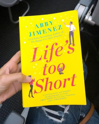 Y'all, this book is SOOOO good! I love all of the books by authorabbyjimenez but this one got me good. I bought it for our plane ride over to Germany but ended up flying through it. I laughed, I cried, I got mad...I went through every emotion while reading it. My husband kept asking me if I was okay LOL. He's not a reader so he just doesn't get it. ⠀⠀⠀⠀⠀⠀⠀⠀⠀ ⠀⠀⠀⠀⠀⠀⠀⠀⠀ Seriously though, GO GET THIS BOOK! I'd offer mine up but I am sure I will be re-reading it soon.
